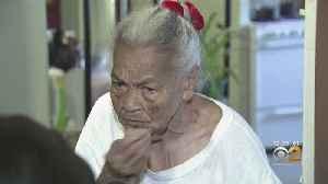 Robber Breaks Into Elderly Woman's East Village Home [Video]
