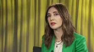 Carice Van Houten On 'Game Of Thrones' Finale [Video]