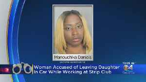 Woman Charged With Child Neglect After Leaving Daughter In Car [Video]