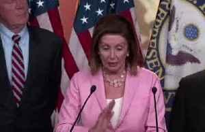 News video: Pelosi unveils drug price plan