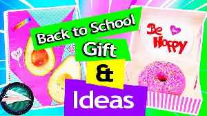 Back to School & Gift Idea ON A BUDGET | Two Ideas - You Choose Which One Wins! [Video]