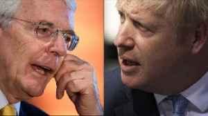 John Major: Boris Johnson's reasons for suspension 'cannot be true' [Video]