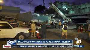 Hollywood prop finds new home at Midway Museum [Video]
