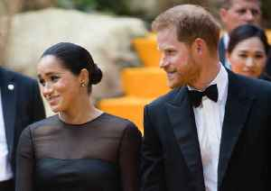 News video: Duke and Duchess of Sussex to attend Misha Nonoo's Italian wedding