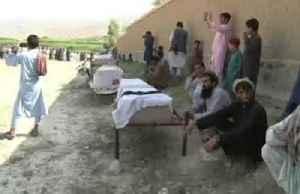 U.S. drone strike kills 30 pine nut farm workers in Afghanistan [Video]