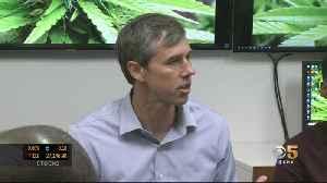 Democratic Presidential Hopeful O'Rourke Talks Pot Legalization In Oakland [Video]