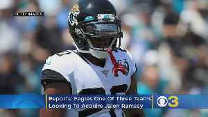 Eagles One Of Three Most Interested Teams Interested In Trading For Jaguars CB Jalen Ramsey, Report Says [Video]
