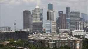 Tropical Depression Imelda Pounds, Floods Houston Area