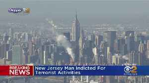 New Jersey Man Indicted On Terror Charges [Video]