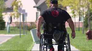 Local man paralyzed after shooting now representing USA in paralympics [Video]