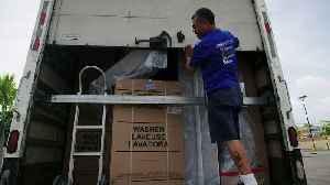 Somos Una Voz and Extra Bases Foundation Donate Home Essentials After Hurricane Maria [Video]