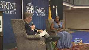 Founder Of Me Too Movement Speaks At Cabrini University [Video]