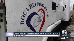 Boca Raton non-profit needs help to deliver food to families in need [Video]