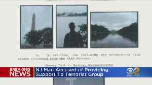 News video: New Jersey Man Indicted On Terror Charges