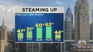 Philadelphia Weather: Warming Trend Starts Friday [Video]