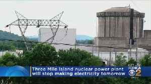 Three Mile Island Nuclear Power Plant Shutdown [Video]