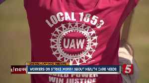 GM drops health coverage for Spring Hill, other union workers amid strike [Video]