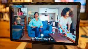 Facebook Unveils New Portal Devices [Video]