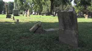 Nearly $3,000 in damages reported as Clark County cemetery vandalized [Video]