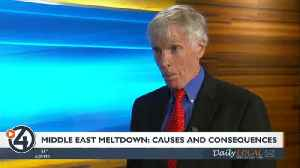 Middle East Meltdown: Causes and Consequences with Ryan Crocker [Video]