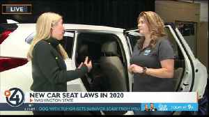 Changes coming to car seat laws in 2020 [Video]