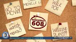 Weekend in the 608: Big Sandy & His Fly-Rite Boys, The Book of Mormon, Joy in Nature [Video]