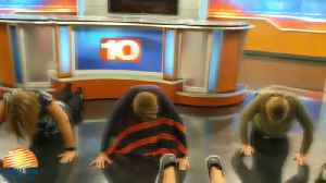 News 10 answers the 22 Push Up Challenge to raise awareness for suicide in the military [Video]