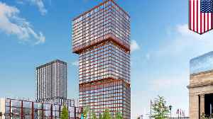Dual tower architectural designs unveiled for Philadelphia [Video]