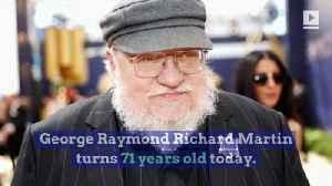 Happy Birthday, George R.R. Martin! [Video]