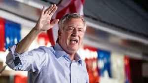 New York Mayor Bill de Blasio Drops Out 2020 Presidential Race [Video]