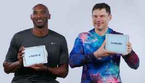 Kobe Bryant and Flula Borg Teach You Italian and German Slang [Video]