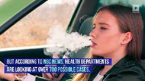 CDC Says More People Will Die From Vaping [Video]