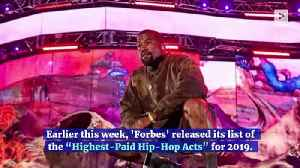 Cardi B Upset to Be Behind Nicki Minaj on 'Forbes' List [Video]