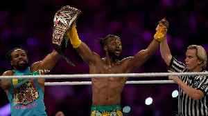 News video: Kofi Kingston on AEW's Rise: