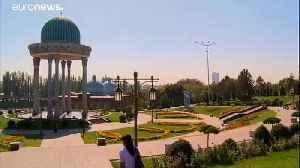 Russia and Japan dominate Day 1 of Tashkent Grand Prix [Video]