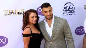 Britney Spears and Sam Asghari 2019 Daytime Beauty Awards Red Carpet [Video]