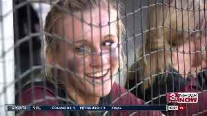 Oklahoma softball recruit Jordyn Bahl ties state record with 3 HR in a game [Video]