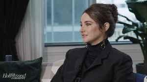 Shailene Woodley and Jamie Dornan Explore Intimacy in 'Endings, Beginnings' | TIFF 2019 [Video]