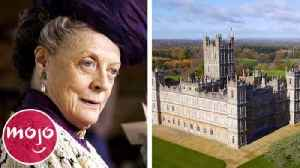 Top 10 Places to Visit If You're a Downton Abbey Fan [Video]