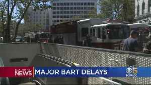 SF Powell Street BART Station Reopens After Fatality [Video]