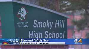 Student Arrested, Accused Of Bringing Gun To Smoky Hill High School [Video]