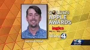 News video: This week's Golden Apple winner is Andrew Crocker