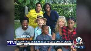 Condo association tells woman her Bahamian friends displaced by Dorian aren't welcome [Video]