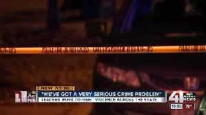 Gov. announces plan to reduce crime in St. Louis. What about KC? [Video]