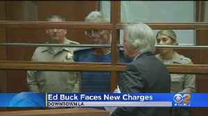 Ed Buck Federally Charged In 2017 Overdose Death Of Gemmel Moore, Victim's Mother Speaks Out [Video]