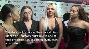 Little Mix cancel Vienna show [Video]