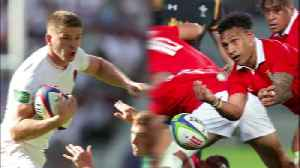 England v Tonga: Rugby World Cup match preview