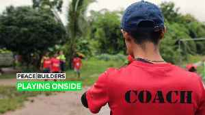 Peace Builders: The young coach empowering kids through football [Video]