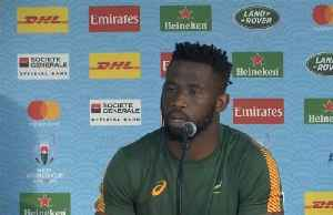 'It is a good way to start the World Cup' - Springboks' skipper Kolisi