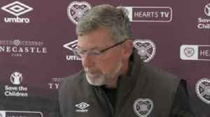 Levein: No time for derby day nerves [Video]